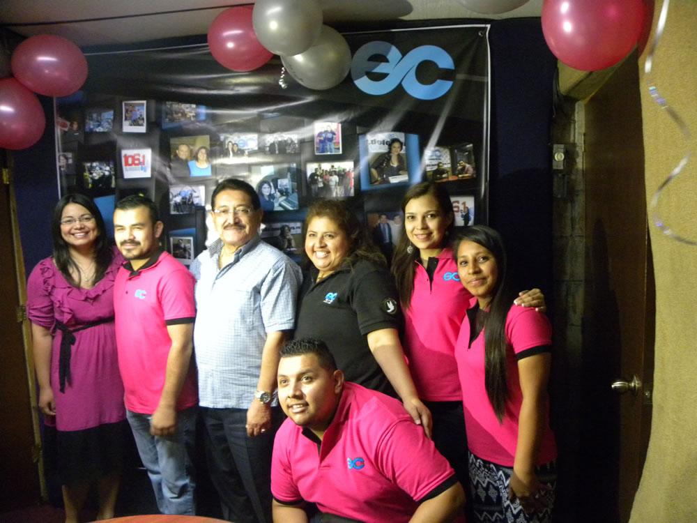 Radio El Camino celebró sus 15 años de estar al aire. ¡Muchísimas felicidades!