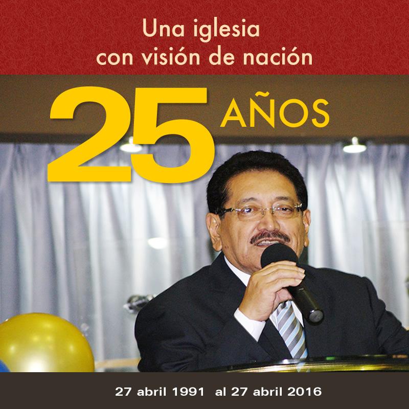 25 aniversario de Iglesia del Camino
