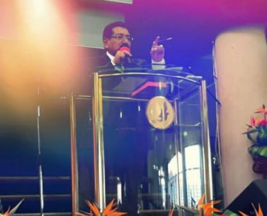 Reunión del domingo en Iglesia del Camino
